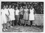 GIRLS ON A TERRACE === nc - nc - Zainul Kanji - Nilu Sachania - Pratibha Tilak - Fatma Jivraj - nc - Jennifer Price (nc