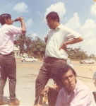 1972 - BREAK ON A ROAD TRIP FROM NAIROBI TO MOMBASA === Aziz Dharamshi, Amin Mawji & Alnashir Zaver