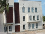 Aga Khan Academy - new student accommodation (under construction)