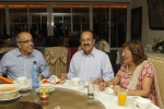 Galaxy Restaurant, Lighthouse - Amin, Malik, Rashida